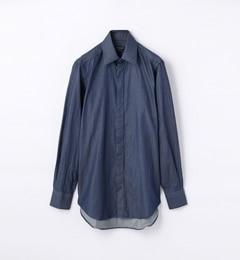 【トゥモローランド/TOMORROWLAND】 140/2コットンツイル レギュラーカラー ドレスシャツ [送料無料]