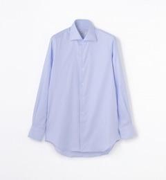 【トゥモローランド/TOMORROWLAND】 140/2コットンツイル ワイドカラー ドレスシャツ [送料無料]