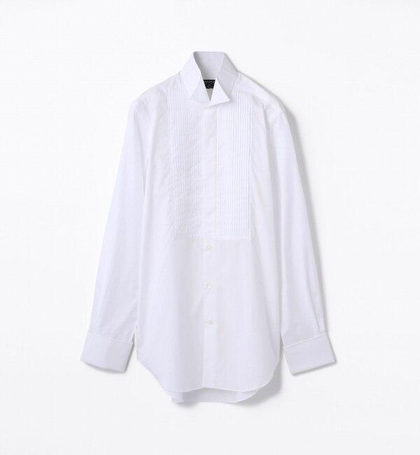 【トゥモローランド/TOMORROWLAND】 140/2コットンブロード ウィングカラー ドレスシャツ [送料無料]