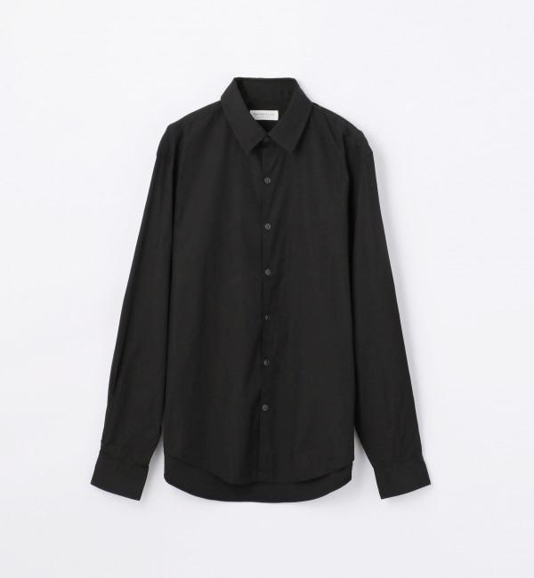 【トゥモローランド/TOMORROWLAND】 コンパクトポプリン レギュラーカラーシャツ [送料無料]