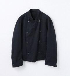 【トゥモローランド/TOMORROWLAND】 コットンサテン シェフジャケット [送料無料]