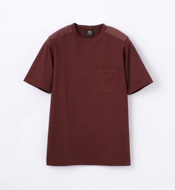 【トゥモローランド/TOMORROWLAND】 カリフォルニアジャージー ポケットTシャツ [P・K T] [送料無料]