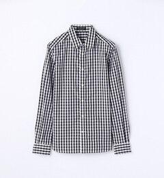 【トゥモローランド/TOMORROWLAND】 コットンブロード ワイヤーシャツ [送料無料]