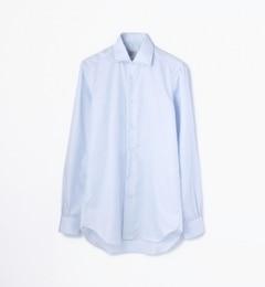 【トゥモローランド/TOMORROWLAND】 100/2コットンブロード ワイドカラーシャツ(ノンアイロン) [送料無料]