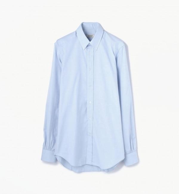 【トゥモローランド/TOMORROWLAND】 80/2コットンピンポイントオックスフォード ボタンダウンカラーシャツ [送料無料]