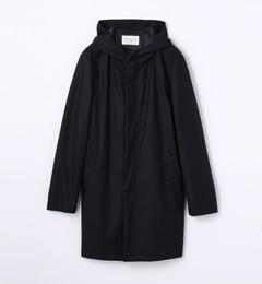 【トゥモローランド/TOMORROWLAND】 ウールボンディング フーデッドコート [送料無料]