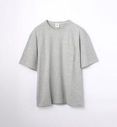 【トゥモローランド/TOMORROWLAND】コットンジャージークルーネックTシャツ[送料無料]