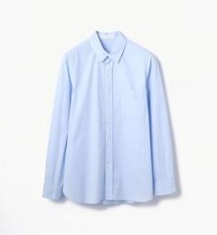 【トゥモローランド/TOMORROWLAND】コットンブロードレギュラーシャツ[送料無料]