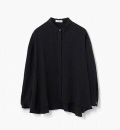 【トゥモローランド/TOMORROWLAND】 シアーツイル ビッグAラインシャツ [送料無料]
