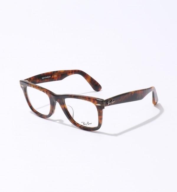 ファッションメンズなら 【トゥモローランド/TOMORROWLAND】 Ray-Ban WAYFARER OPTICAL メガネ