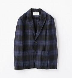 【トゥモローランド/TOMORROWLAND】 ラミーコットン テーラードシャツジャケット [送料無料]