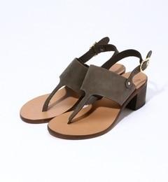 【トゥモローランド/TOMORROWLAND】 Ancient Greek Sandals トングサンダル [送料無料]