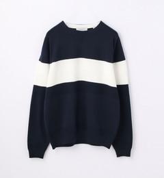 【トゥモローランド/TOMORROWLAND】コットンニットスエットシャツ[送料無料]