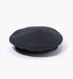 【トゥモローランド/TOMORROWLAND】Bronteペーパーベレー帽[送料無料]