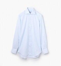 【トゥモローランド/TOMORROWLAND】 100/2コットンドビー ワイドカラー ドレスシャツ [送料無料]