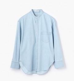 【トゥモローランド/TOMORROWLAND】 コットンデニム コクーンバックシャツ [送料無料]
