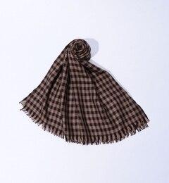 【トゥモローランド/TOMORROWLAND】 ARIANNA ウールシルク ギンガムチェックストール [送料無料]