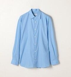 【トゥモローランド/TOMORROWLAND】 140/2コットンポプリン レギュラーカラービッグシャツ [送料無料]