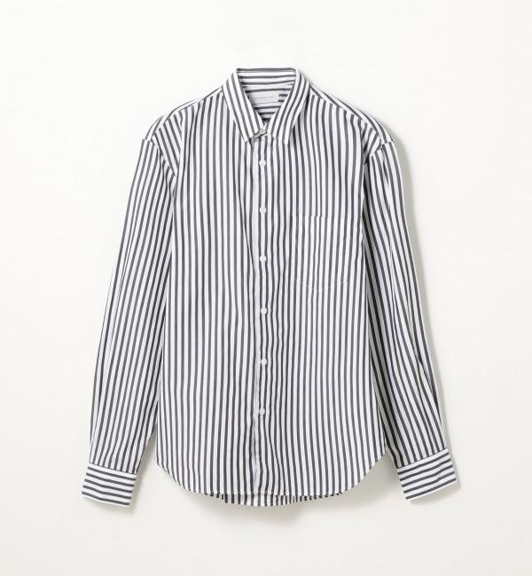 【トゥモローランド/TOMORROWLAND】 100/2コットンポプリン レギュラーカラーシャツ [送料無料]
