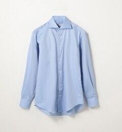 【トゥモローランド/TOMORROWLAND】 120/2コットンツイル ワイドカラードレスシャツ NEW WIDE-? [送料無料]