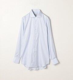 【トゥモローランド/TOMORROWLAND】 120/2サテンツイル ワイドカラードレスシャツ NEW WIDE-5 [送料無料]