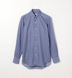 【トゥモローランド/TOMORROWLAND】 120/2コットンストライプ タブカラードレスシャツ NEW TAB [送料無料]