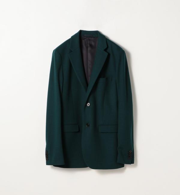 【トゥモローランド/TOMORROWLAND】 1/60圧縮ジャージー テーラードジャケット