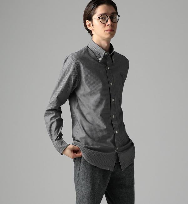 【トゥモローランド/TOMORROWLAND】 【一部店舗限定】コットンドビー ボタンダウンシャツ