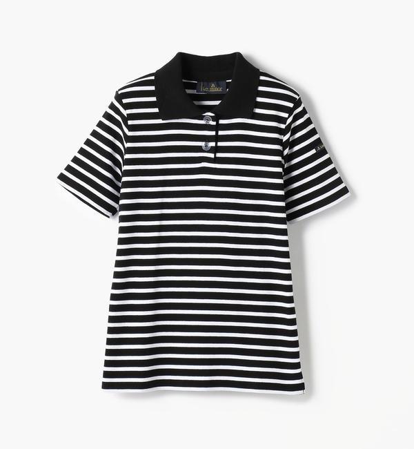 【トゥモローランド/TOMORROWLAND】 Le minor コットン ポロシャツ