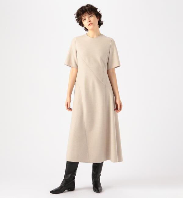 【トゥモローランド/TOMORROWLAND】 BAUME スウィッチングドレス