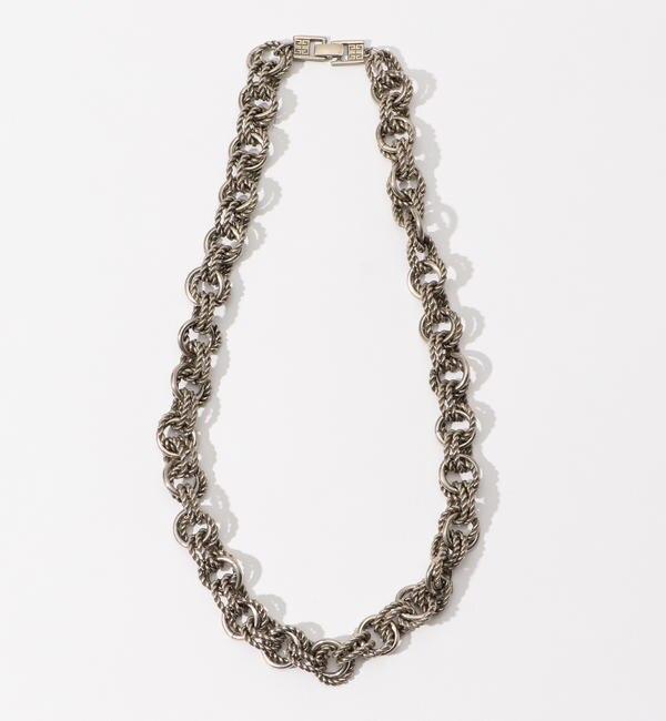 【トゥモローランド/TOMORROWLAND】 Vintage Jewelry チェーンネックレス