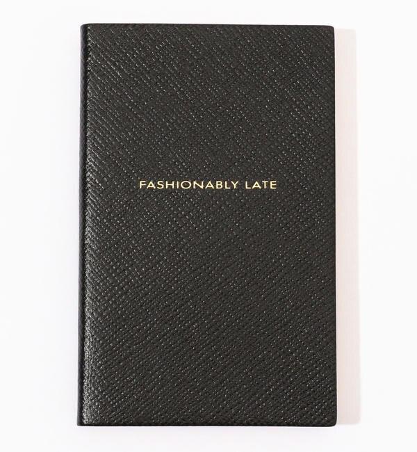 【トゥモローランド/TOMORROWLAND】 SMYTHSON FASHIONABLY LATE NOTE BOOK