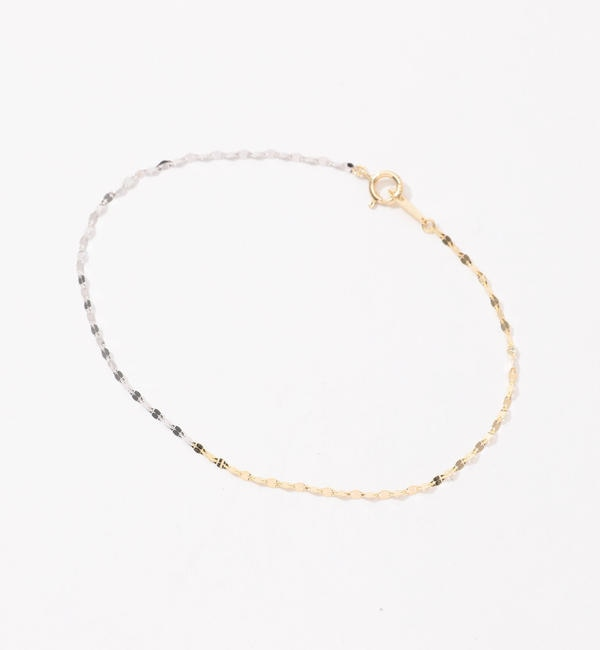 【トゥモローランド/TOMORROWLAND】 LES BONBON double eclair bracelet