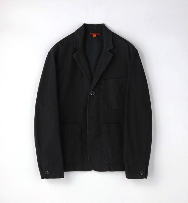 人気ファッションメンズ|【トゥモローランド/TOMORROWLAND】 BARENA コットンツイル ジャケット