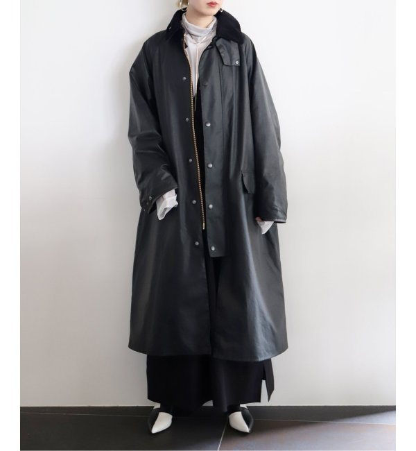 【BARBOUR for CITYSHOP】BURGHLEY:コート