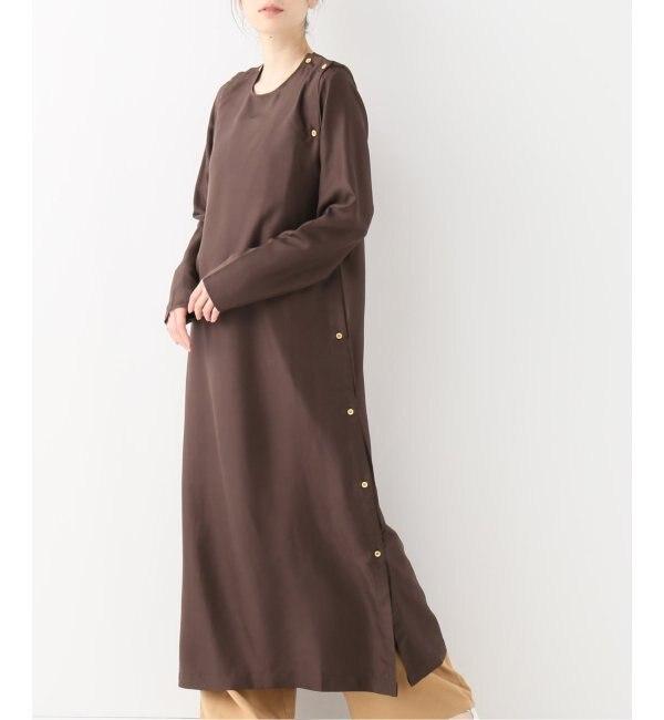 【エミリーウィーク/EMILY WEEK】 BASERANGE Sol Dress-Silk Voile