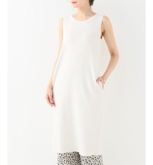 【エミリーウィーク/EMILY WEEK】 Organic Cotton サーマルワンピース