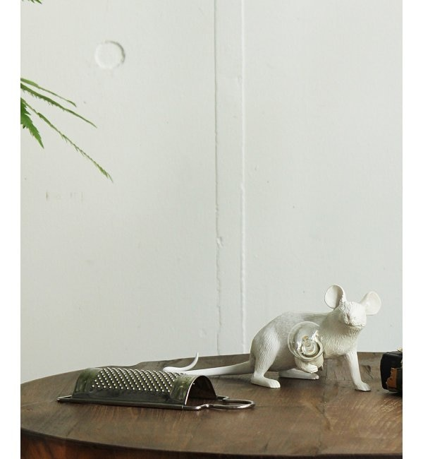 【ジャーナル スタンダード ファニチャー/journal standard Furniture】 SELETTI MOUSE LAMP LOP