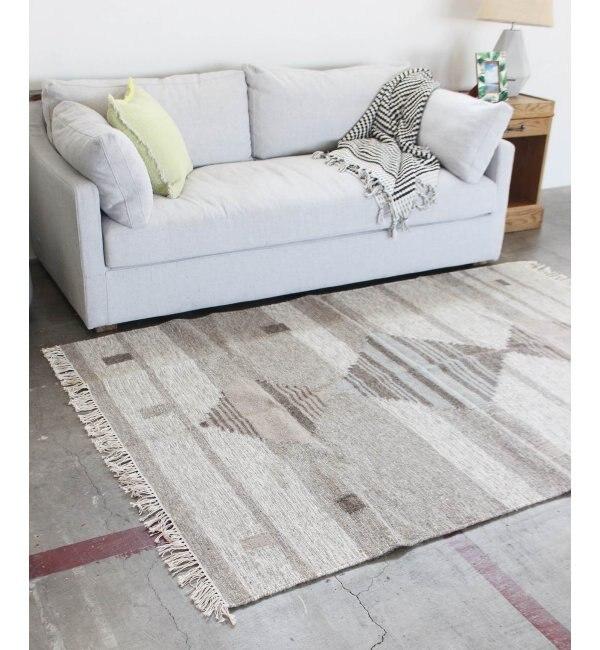 【ジャーナル スタンダード ファニチャー/journal standard Furniture】 Irvine RUG 120*160