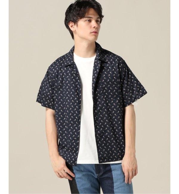 【ジャーナル スタンダード ファニチャー/journal standard Furniture】 RR banndana paisley shirt