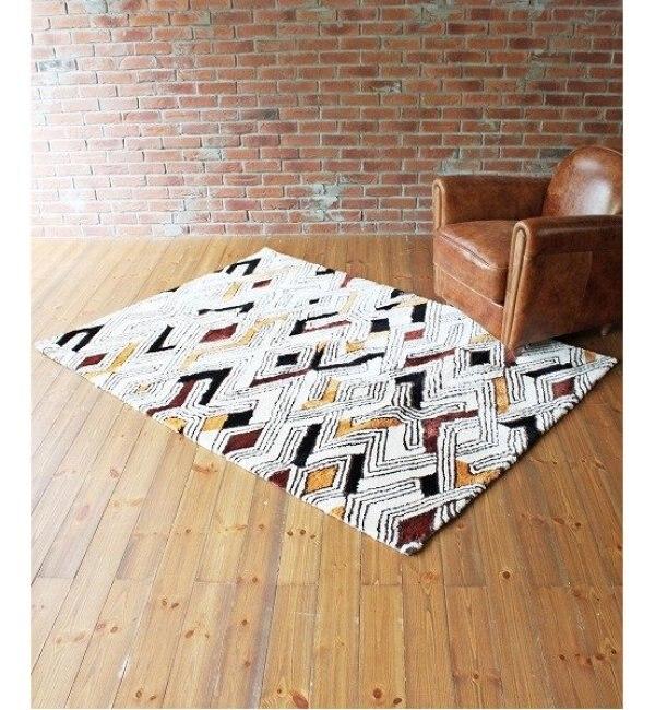 【ジャーナル スタンダード ファニチャー/journal standard Furniture】 SHAM RUG 140*200