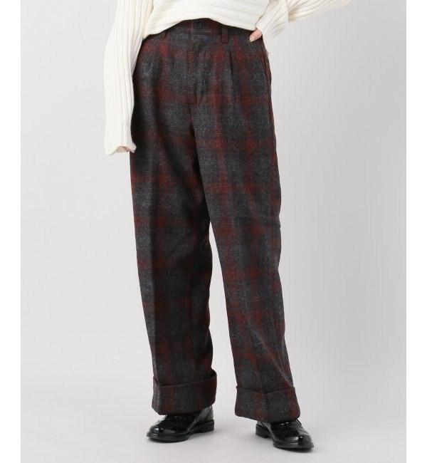 【ジョイントワークス/JOINT WORKS】 Lee check trousers