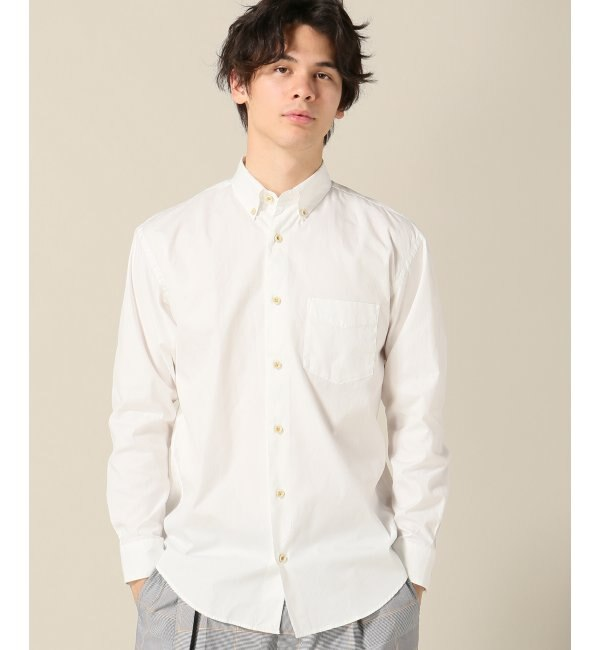 【ジョイントワークス/JOINT WORKS】 CM80/2オックスB.Dシャツ