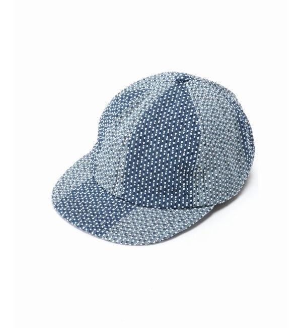 【ジョイントワークス/JOINT WORKS】 KUON SASHIKO 6PANEL CAP