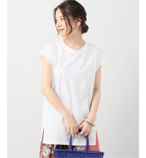 【ジョイントワークス/JOINT WORKS】 【CLANE / クラネ】 big layer no sleeve tops