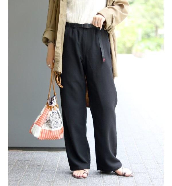 【ジョイントワークス/JOINT WORKS】 《予約》【GRAMICCI / グラミチ】wool blend lax pants◆