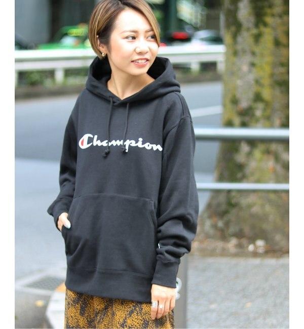 【ジョイントワークス/JOINT WORKS】 【Champion / チャンピオン】pullover hooded sweat◆