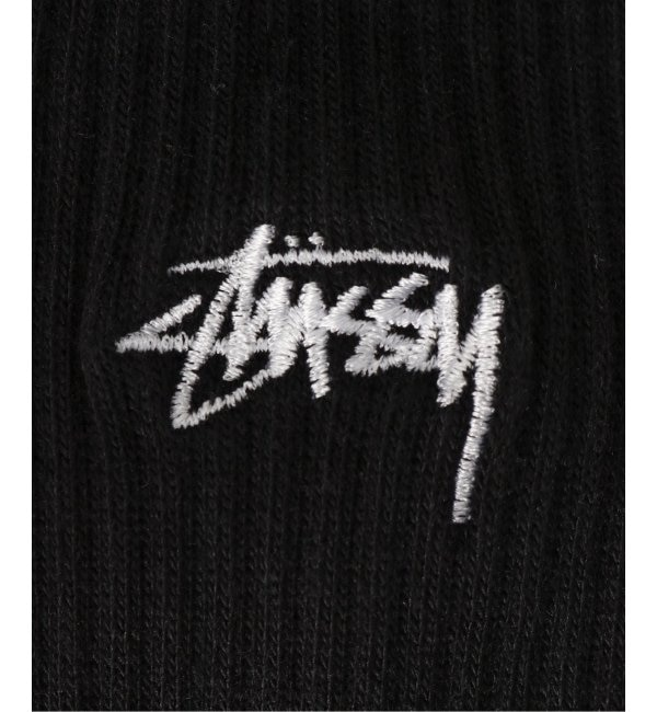 【ジョイントワークス/JOINT WORKS】 【STUSSY/ ステュシー】SMALL STOCK CREW SOCKS