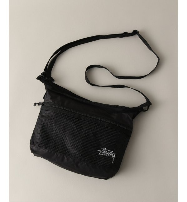【ジョイントワークス/JOINT WORKS】 【STUSSY/ ステュシー】LIGHT WEIGHT SHOULDER BAG