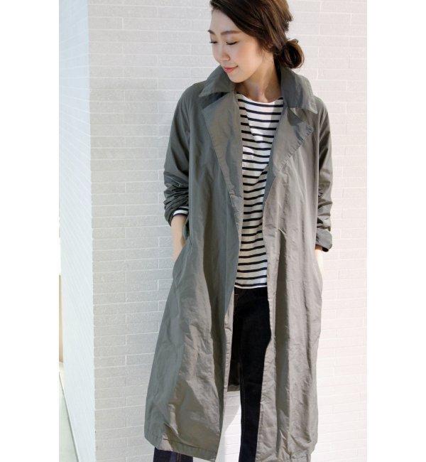 【プラージュ/Plage】 P/N製品染めコート◆ [送料無料]
